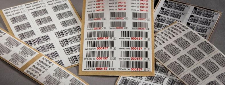 Les étiquettes autocollantes et leurs domaines d'usages